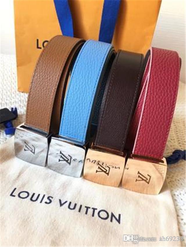 Qualit2018 alta cinturones de marca diseñador de garantía de calidad de cuero de lujo de la correa v unisex de lujo correas de cuero de hombre o correas de las mujeres