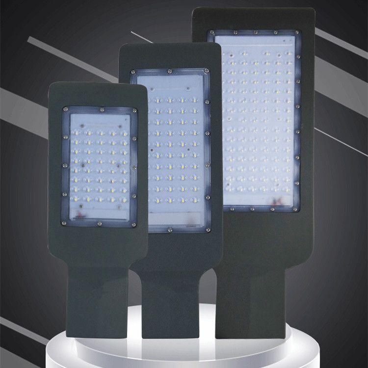LED extérieur Éclairage 100W 50W AC85-265 PF0.95 100LM / W Lampes étanche Éclairage extérieur IP65 Aluminium direct de Shenzhen en Chine usine