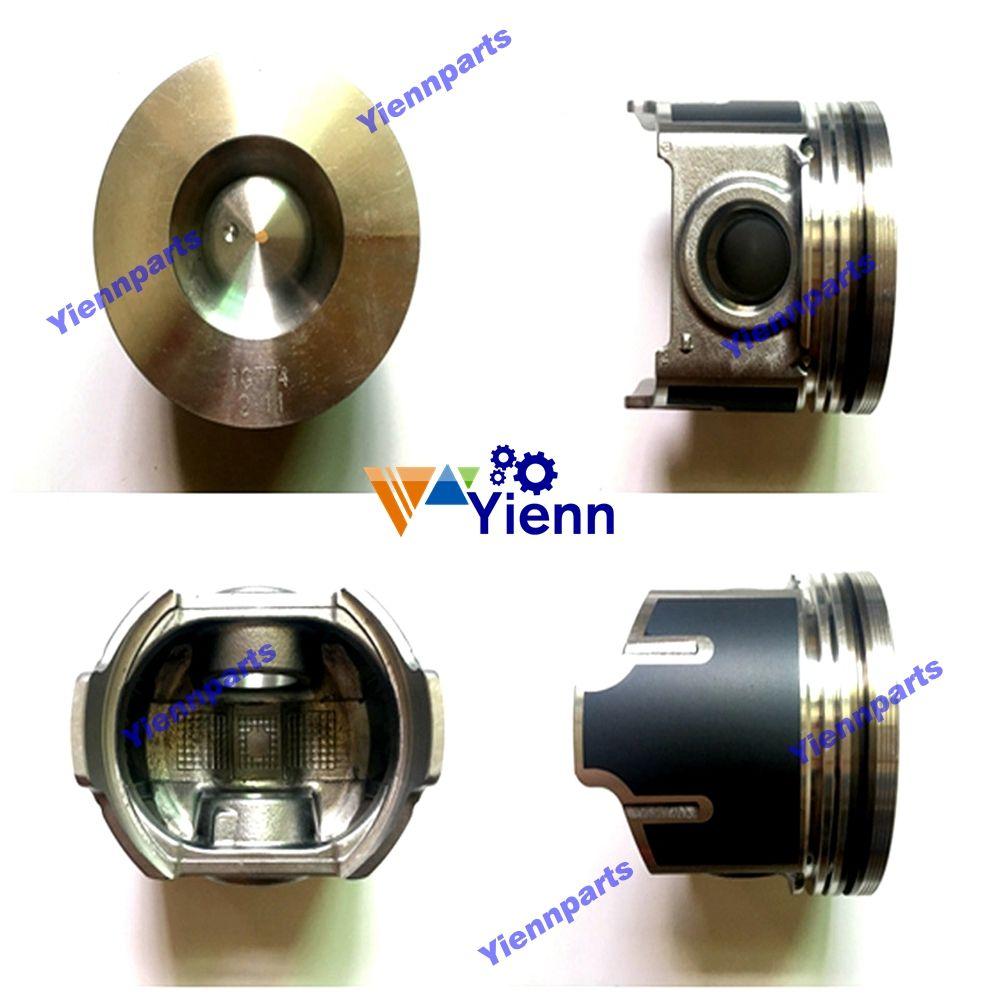 V2607 crankshaft main conrod bearing set for Kubota engine ER470 ER460 KX165-5