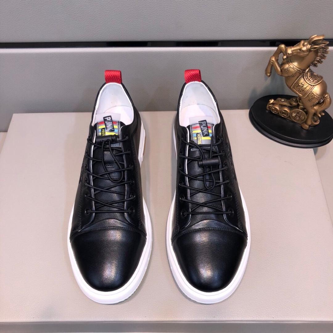 2020k zapatos de alta calidad gruesas de los hombres inferiores del bajo-top ocasionales salvajes transpirable zapatillas de deporte al aire libre de las zapatillas de deporte con cordones, tamaño: 38-45