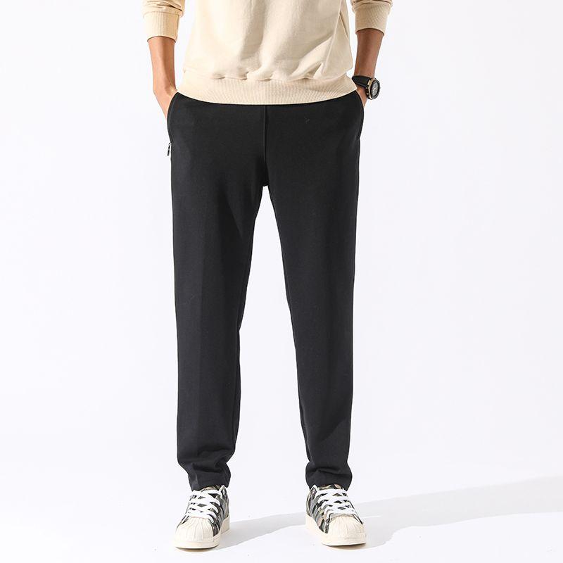 2020 Personalizar los hombres pantalones de chándal pantalones de chándal de publicidad largo de la personalización ropa exterior A86 impresión