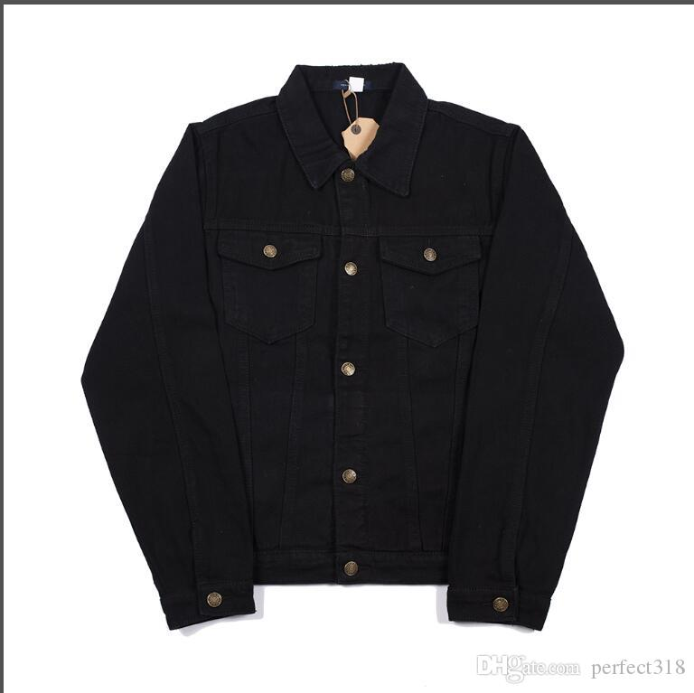 Men Denim Jacket Trend Diverse Male Jean Coat Styles Brand Designer Jacket women Mens Clothing coat