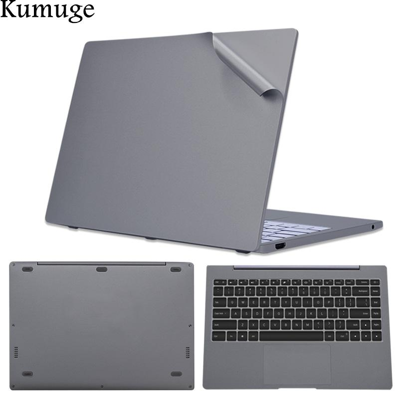 Etiqueta engomada del ordenador portátil para Xiaomi Mi Notebook Pro 15.6 conjunto completo del cuerpo de vinilo calcomanía cubierta de piel de la computadora para Xiaomi Air 12.5 13.3 Capa Para T6190615