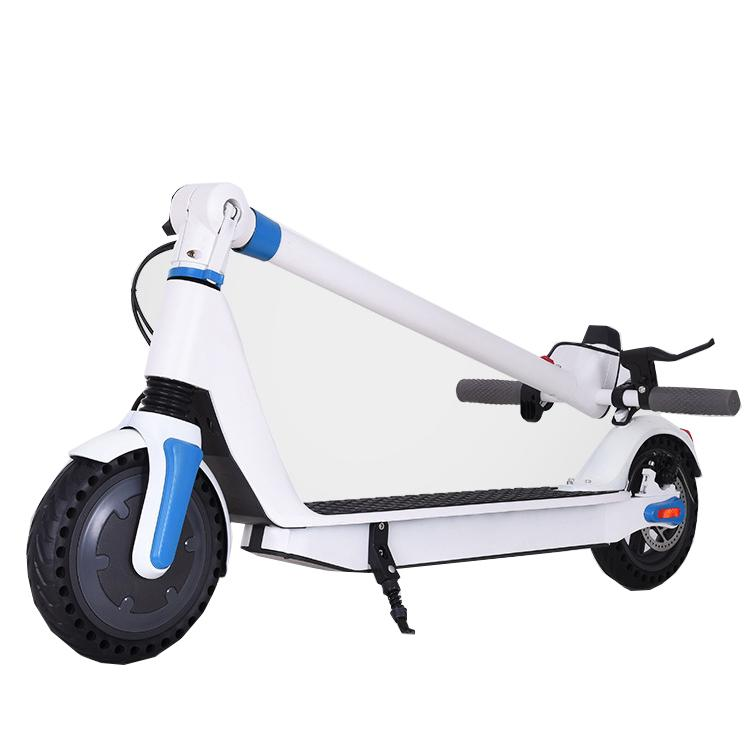 China Patent 8300W Strong Structure mini electric scooter for adult