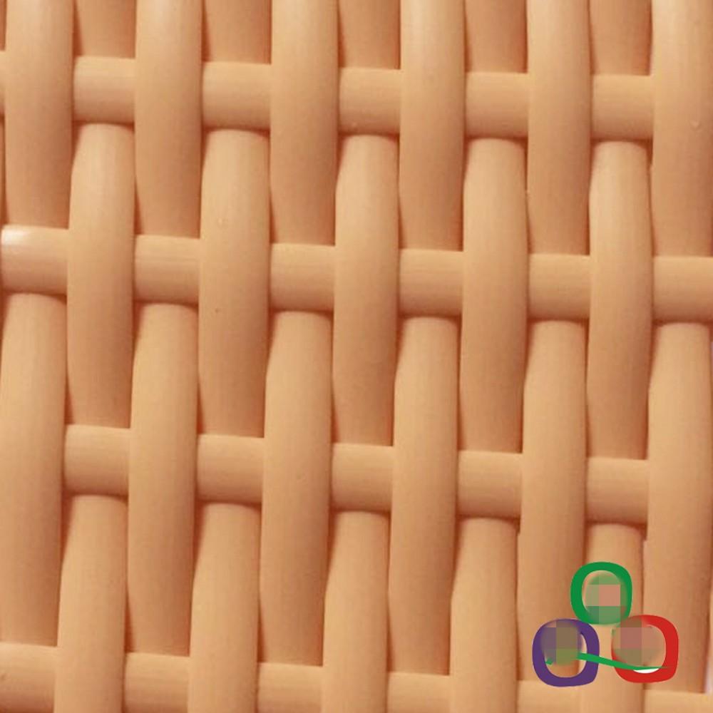 500G التقليد الأصفر شقة الاصطناعية الروطان النسيج المادي البلاستيك الروطان واسعة 8MM 1.2MM سميكة لجدول إصلاح كرسي متماسكة و
