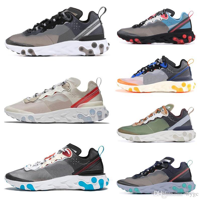 2018 جديد وسادة 87 الرجال الرياضة أحذية عالية الجودة أحذية رياضية الكلاسيكية رخيصة 10 ألوان الرياضة الاحذية حجم 40-45