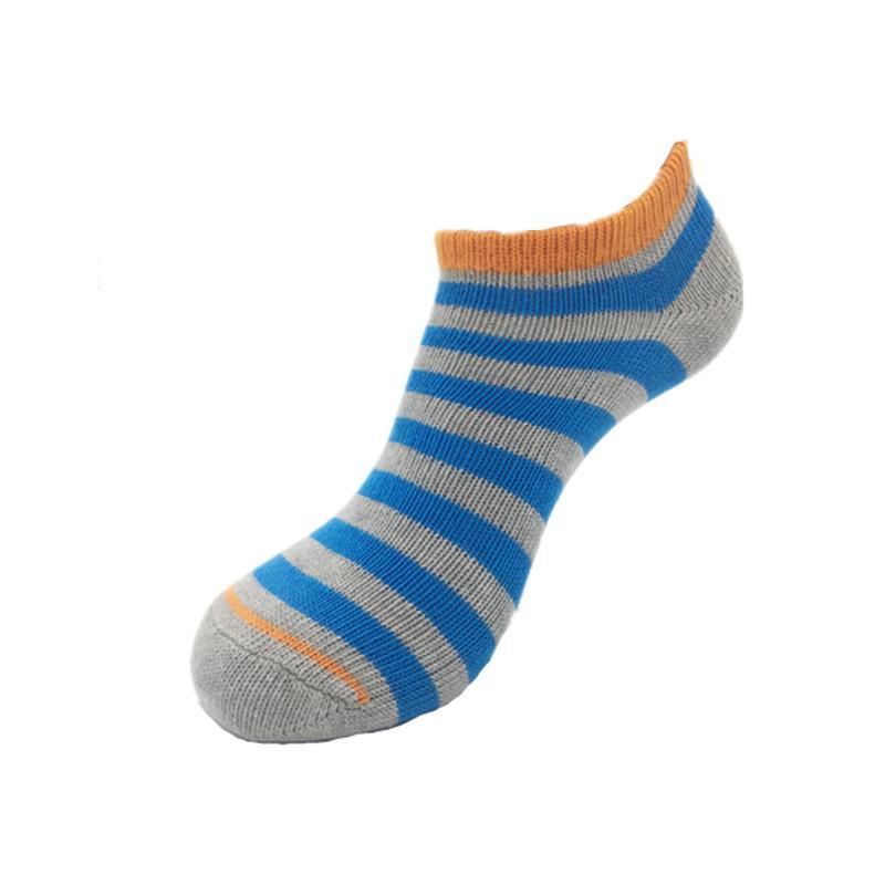 Calze Maschio Calzini estate Mens calze di cotone blu soild Mesh per tutti gli accessori di abbigliamento dimensioni per il trasporto libero maschile
