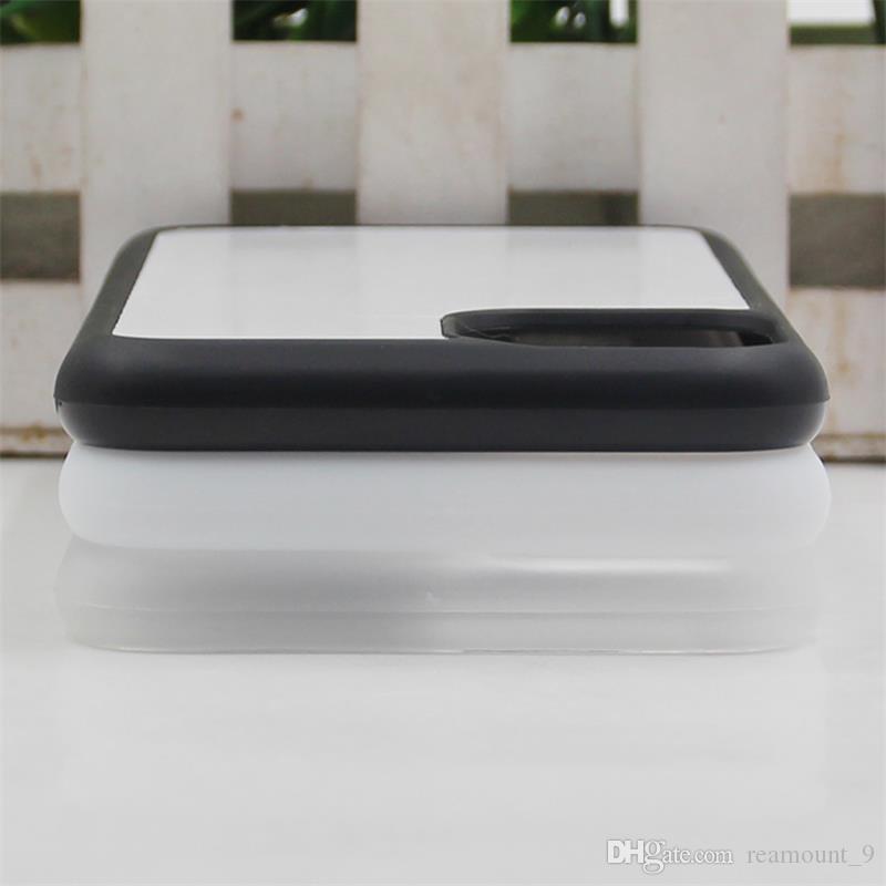 Nouvelle arrivée Modèle de téléphone pour l'iPhone 11 Pro pour iPhone 11 Pro Max 2D Sublimation TPU + PC Phone Case