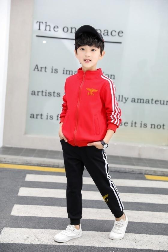 costume pour enfants mode de haute qualité confortable 2020 nouveau costume tendance enfants costume sport pour enfants printemps KEO0EXO5EXO5