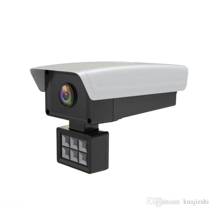 H.265 5 million black light / warm light full color HD network camera security monitoring wholesale