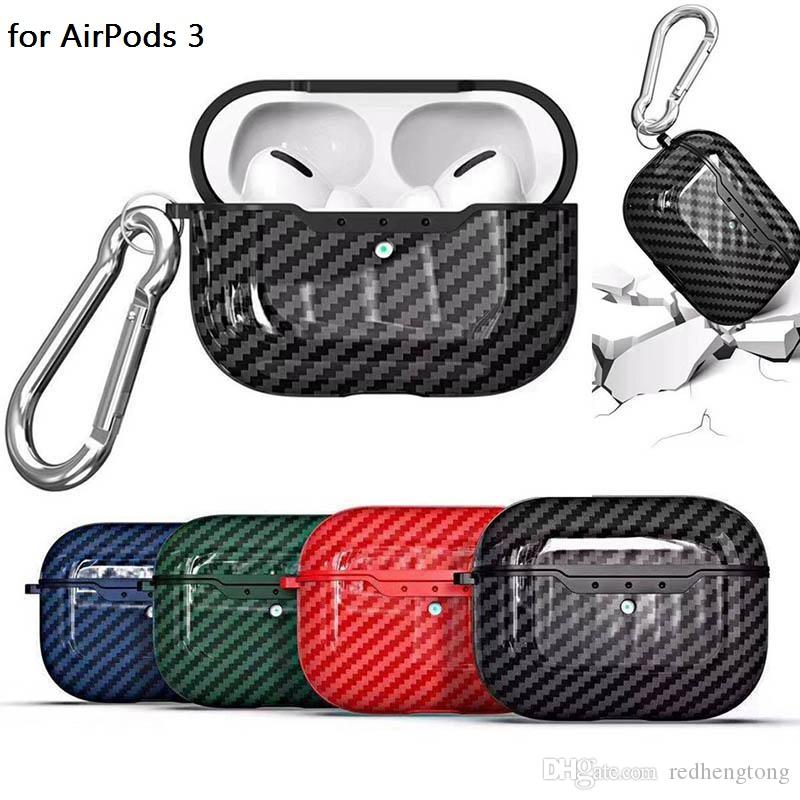 Schutz für Apple AirPods Pro Ladestation Airpods 3 Schutzhülle Airpods Schutzhülle weiche TPU Haut-freundlicher Tropfen beständigen