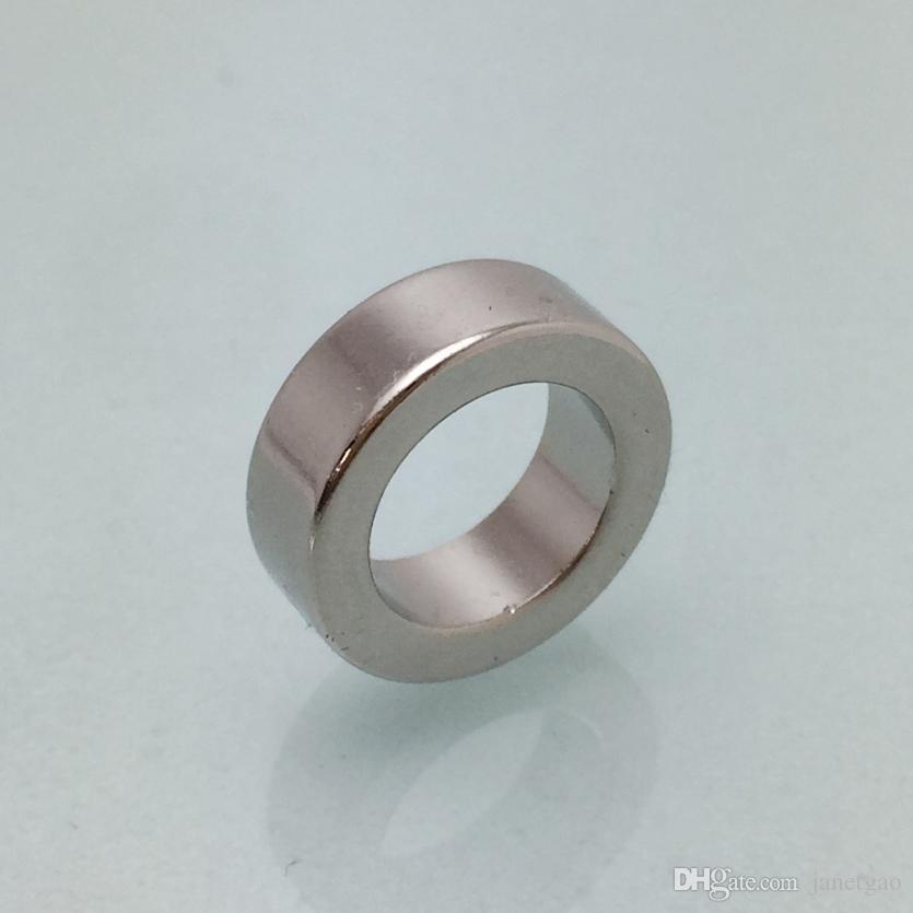 2шт супер сильный кольцевой магнит Dia41-27x11mm совершенно новый магнит с отверстием редкоземельный неодим сильный постоянный магнит, Бесплатная доставка