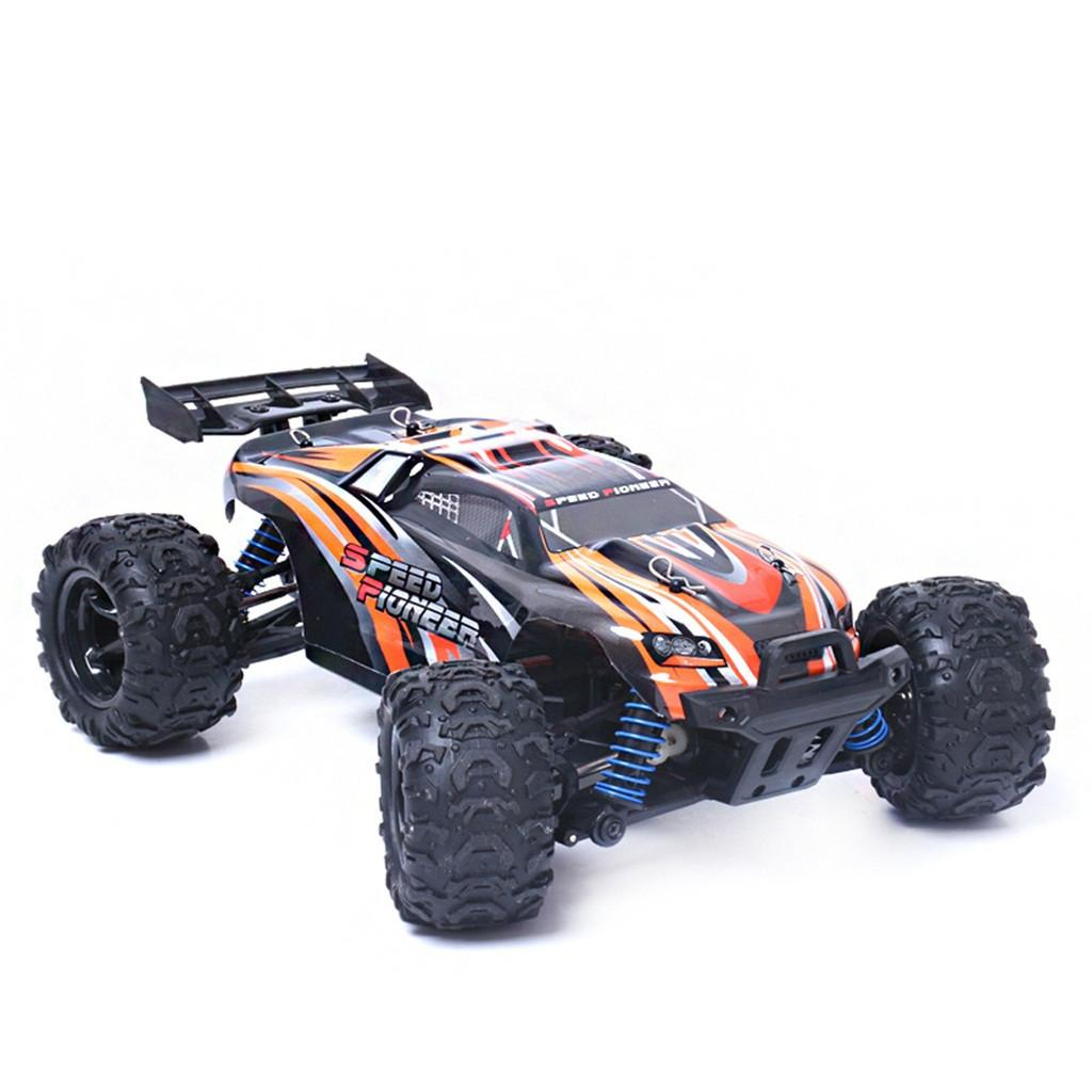 wholesale 2.4G Four-Wheel Drive High Speed Off Road Remote Control Car Low Power Consumption Help Protect The Crawler JAN4