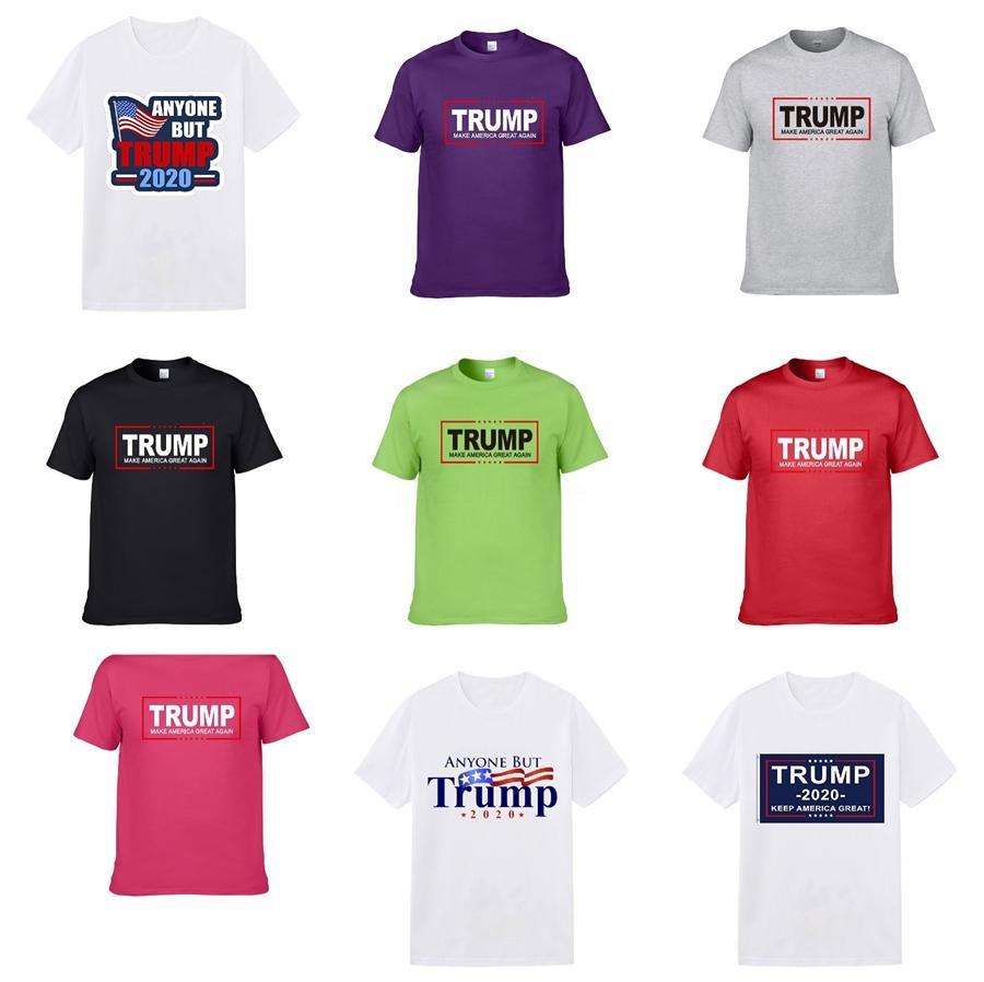 Trump camisetas de los hombres de 3D camiseta impresa de verano de manga corta camiseta Undershirt aptitud tee Tops Trump camiseta 3D ropa del diseñador para los hombres # 8