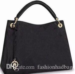 Yüksek kalite Ücretsiz kargo EN kaliteli moda jumbo çift flap çanta bayan orijinal havyar dana derisi omuz çantası 1 renkler # 233658