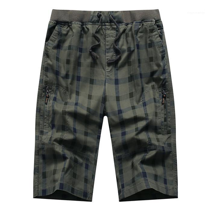 Shorts Homme pantalons sport Designer Hommes Hommes Casual Shorts Shorts Hommes Grille Board Summer Beach Style de natation