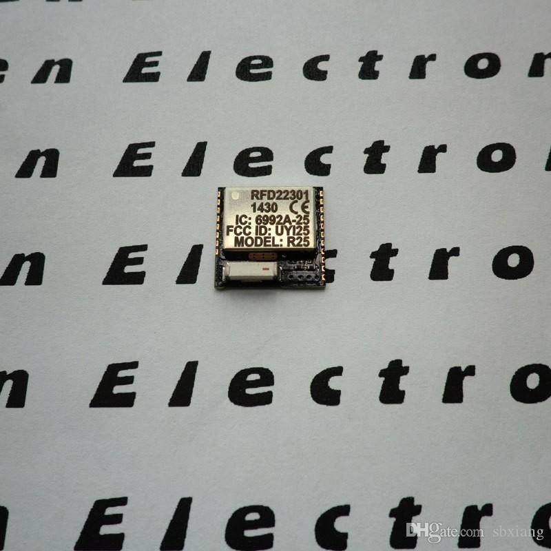 Freeshipping 1 pz x RFD22301 etooth / 802.15.1 Moduli RFduino BLE 4.0 SMT Module