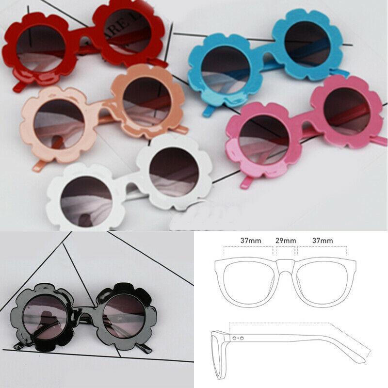 الإطار الاطفال النظارات الشمسية زهرة بنين بنات جولة نظارات الأطفال الطفل البلاستيك نظارات معدنية الطفل نظارات LGklS لطيف