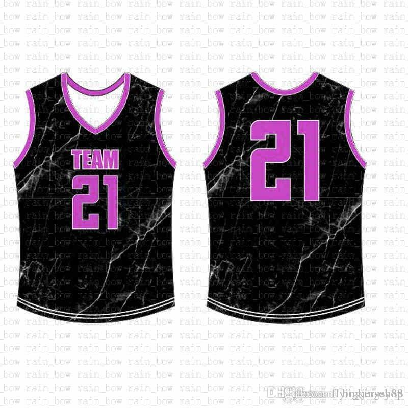2019 New Custom Basketball Jersey High quality Mens free shipping Embroidery Logos 100% Stitched top sale28