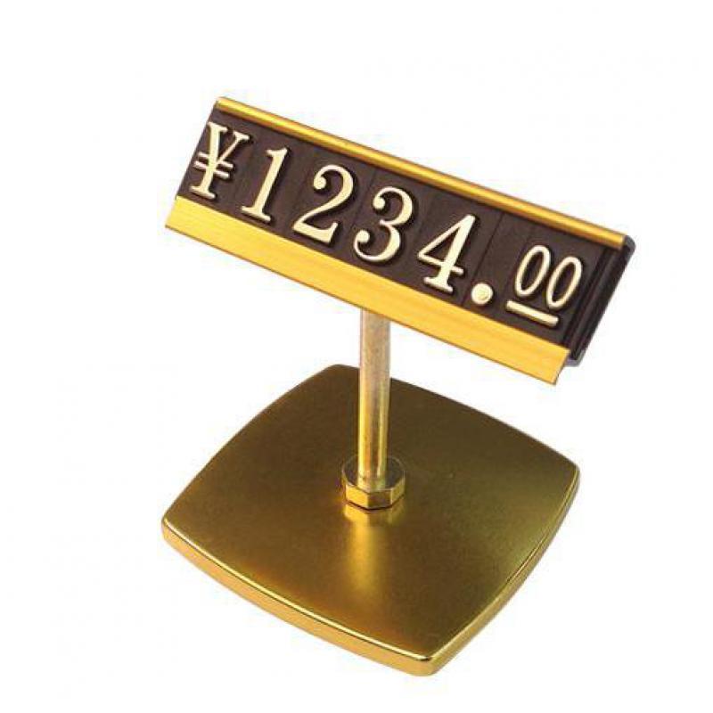 Scaffale di plastica Prezzo Talker Vino rosso Lega di alluminio Banco di atterraggio Tavolo da tavolo Prezzo Stand Bar quadrato standard Prezzo da tavolo Espositore per gioielli