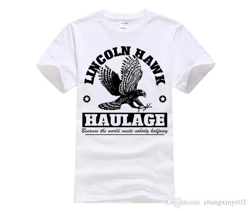 Unisex T-Shirt Hawk And Son Hauling Shirts For Men Women Friends Cool Neck