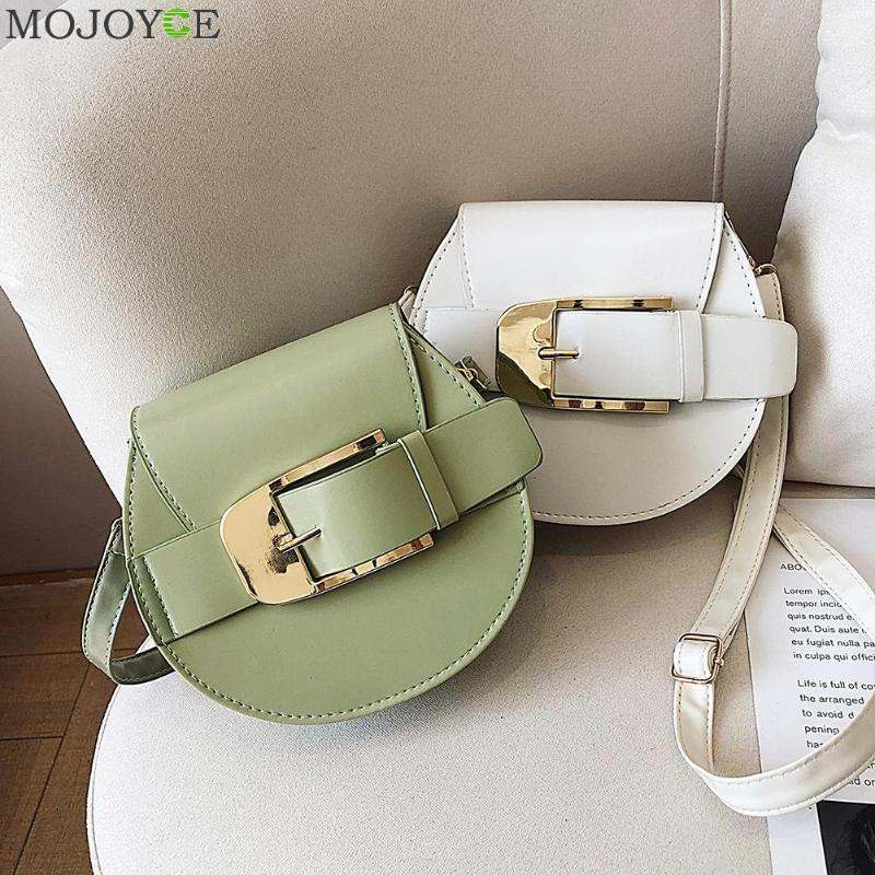 Women Girls Leather Saddle Shoulder Bags Vintage Retro Casual Messenger Crossbody Bags Shopping TravelLarge Capacity