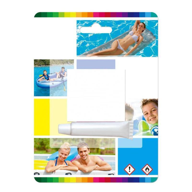 Özel Tamir PVC Yama Su geçirmez kasa Patch İçin Şişme Yatak Tekne Oyuncak Yüzme Havuzu