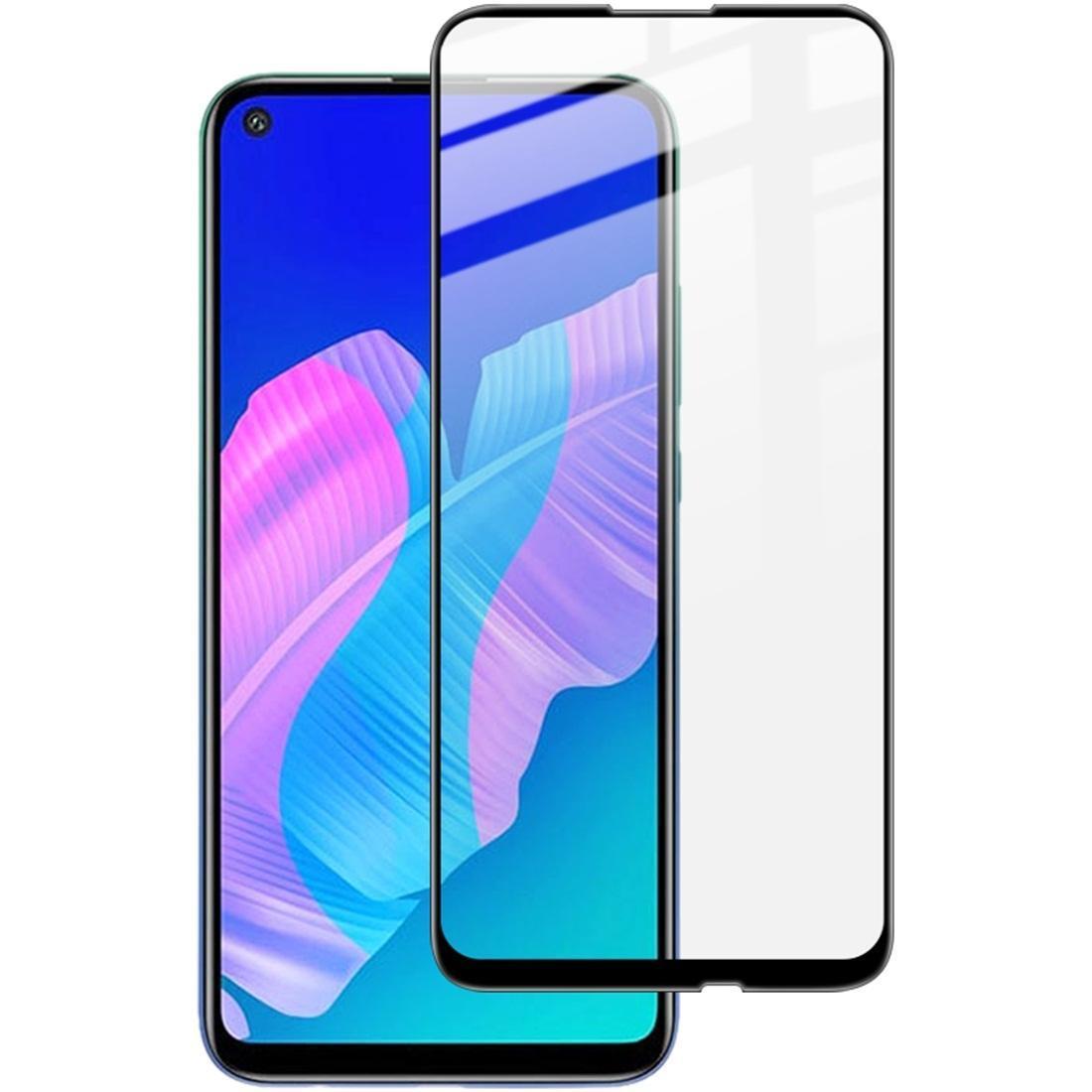 Para Huawei P40 Lite E / Y7P IMAK Pro + Versión 9H superficie de la pantalla completa de la dureza de la película de cristal templado