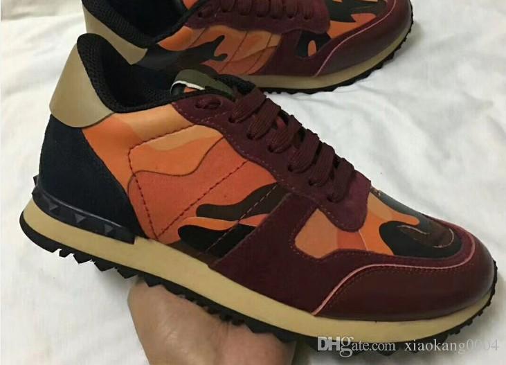 Adı Tasarımcı Arena Ayakkabı Man Casual Sneaker Kırmızı Moda Tasarımcısı Yüksek Üst Ucuz Sneaker Siyah Beyaz Parti Ayakkabı Eğitmeni hy189602