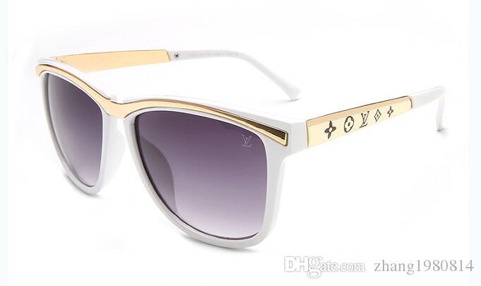 medusa haute qualité marque EA lunettes de soleil mens lunettes de soleil de mode Designer Eyewear pour hommes Femmes lunettes de soleil nouvelles lunettes1581