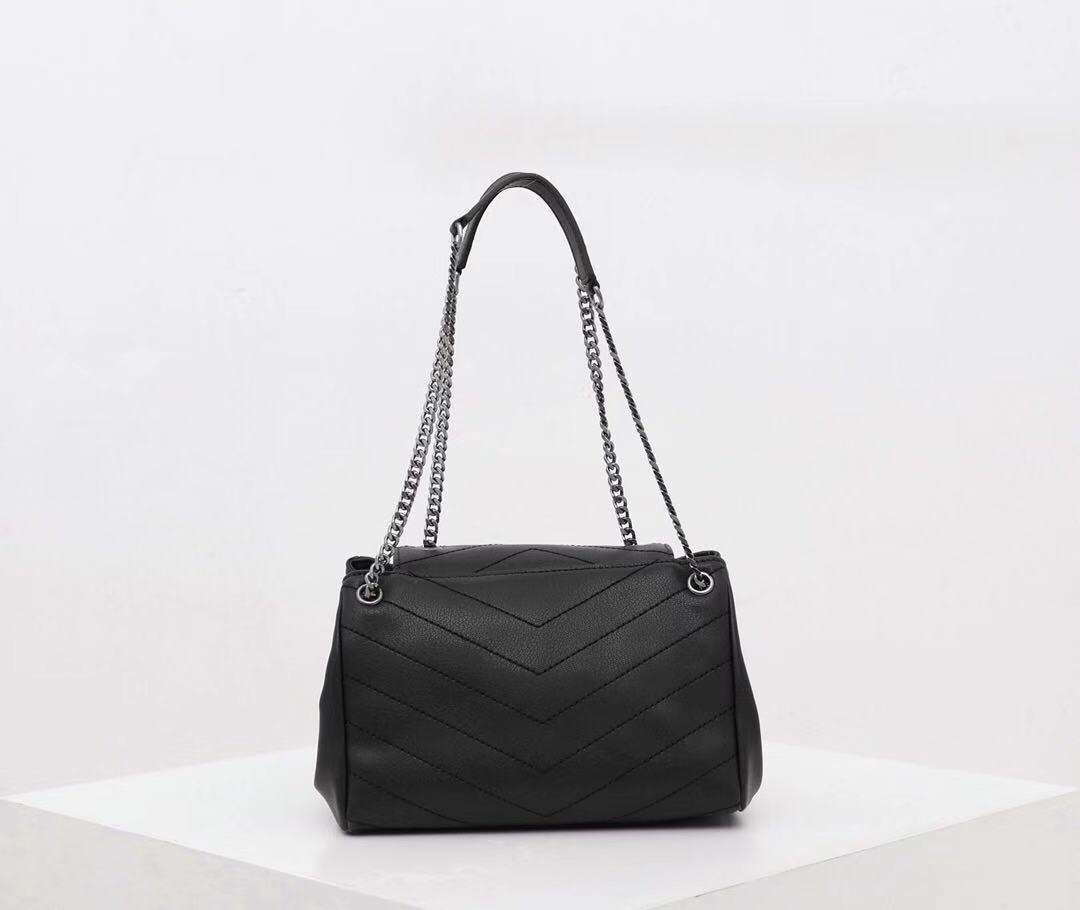 2020 Зимняя мода простой женщин одно плечо сумка универсальный и практичный внешний вид покрытия высокого дизайнер сумок Глобальная свободная перевозка груза