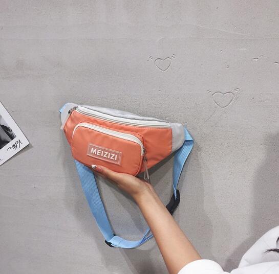 Borse a tracolla Fashion Girl casuale Marsupio bambini svegli minicassettiera Bag Summer Camp estivi