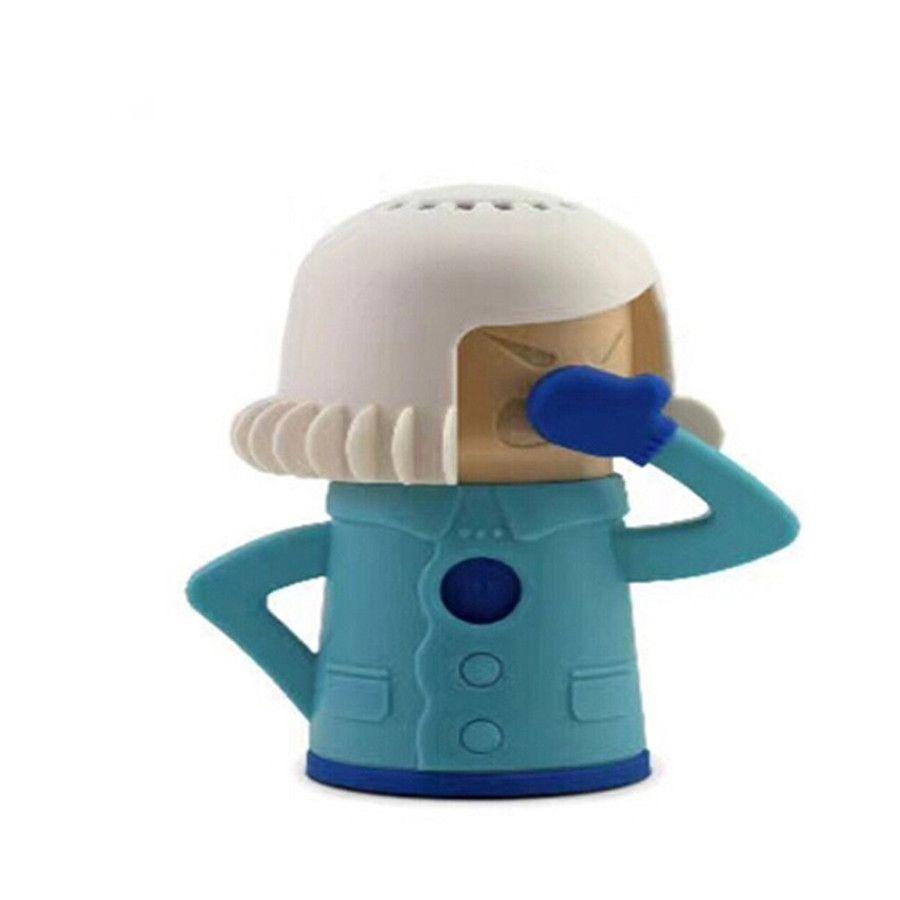 Enfriar Mama Horno Microondas Nevera Desodorante de contenedores de desodorización Limpiador cocina el gadget con el paquete Herramientas