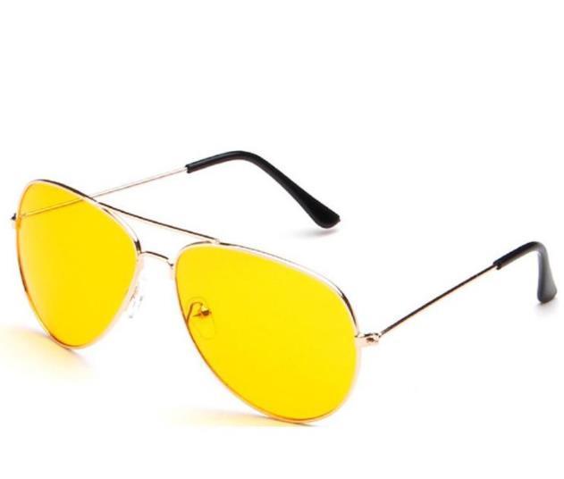 Wholesale-2019 Art und Weisemetallnachtsichtschutzbrillenfahrer-Multifunktionsnachtsichtschutzbrillenantilinsenspiegelsonnenbrille-Froschspiegel