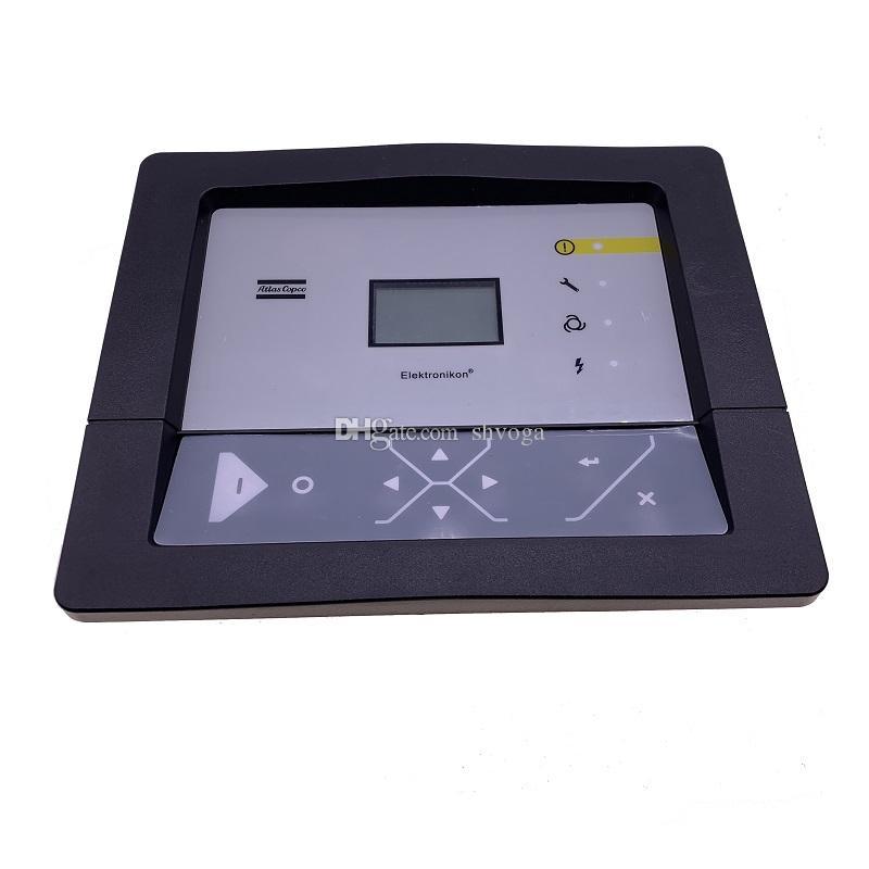 Frete grátis genuíno painel controlador MK5 Elekctronikon controlador gráfico 1900520002 (1900-5200-02) para a Atlas Copco