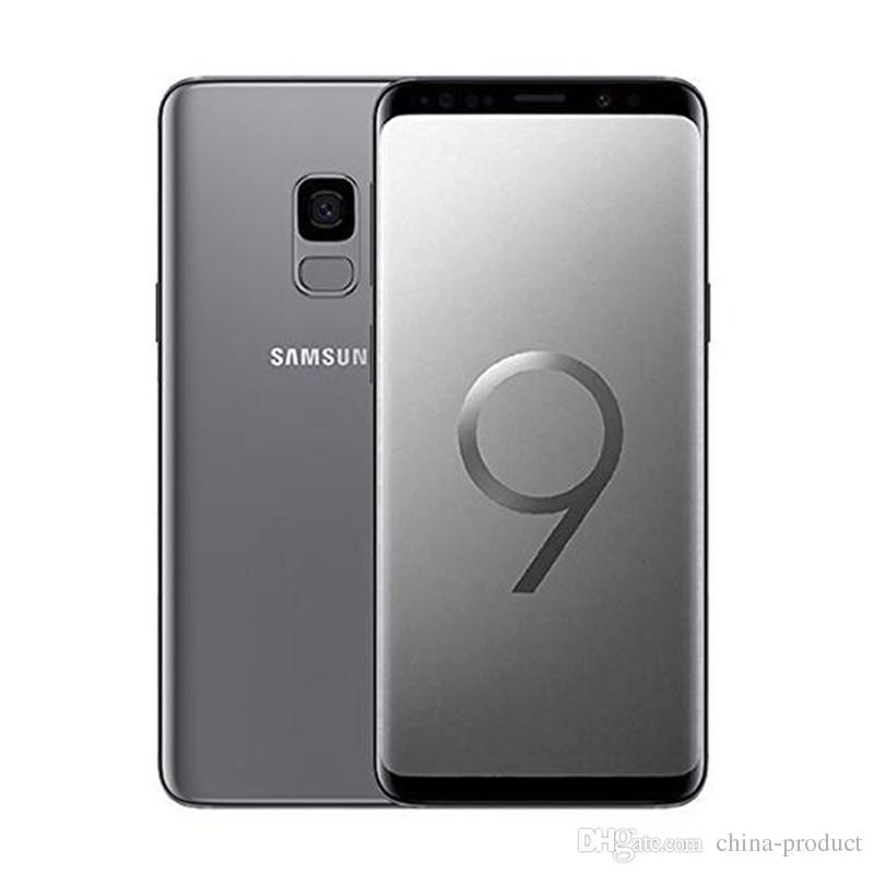 Refurbished Original Samsung Galaxy S9 G960F 5.8 inch Octa Core Cell Phone 4GB RAM 64GB ROM 12MP Unlocked 4G LTE Smart Phone