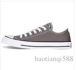 Nagelneuer Fabrik-fördernder Preis! Segeltuch-Schuhe Frauen und Männer Low Art klassische Segeltuchschuhe Segeltuch-Schuh