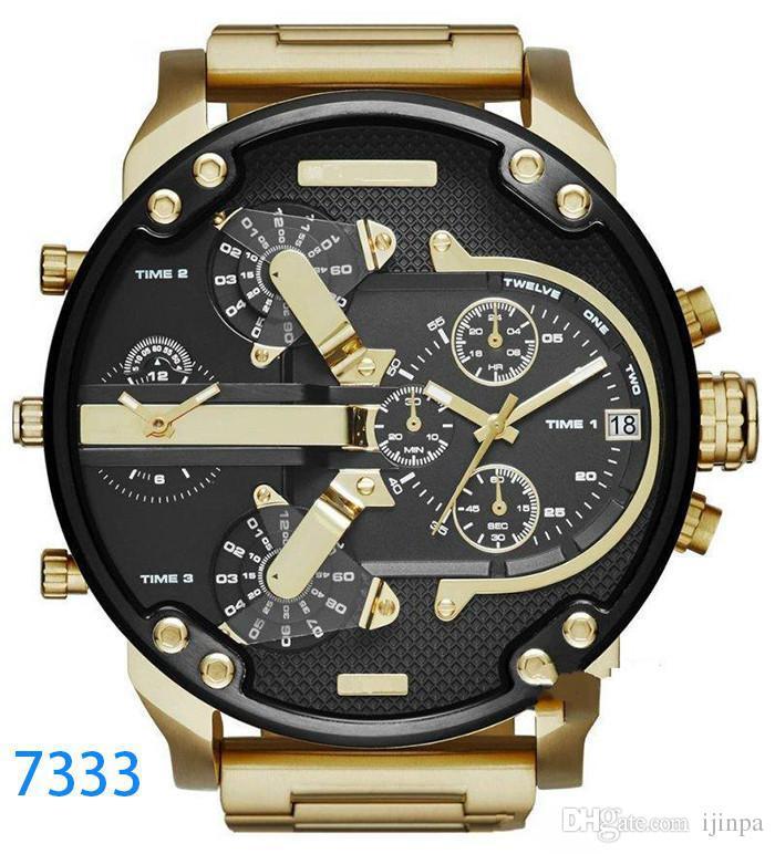 Pantalla Para Nuevo Dz7312 Compre Dial Reloj Marca Relojes Original Diésel De Dz7331 Lujo Militar Grande Hombre Deporte Montres 1cl3KJTF