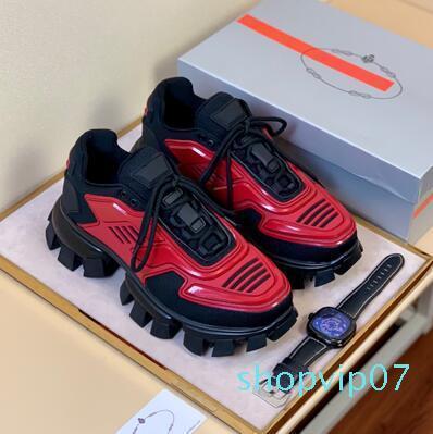 2019 hommes de mode chaussures de marque Cloudbust hommes de Thunder plate-forme de basket-ball triple vintage Sneaker hommes Casual Chaussures Outdoor Formateurs J6