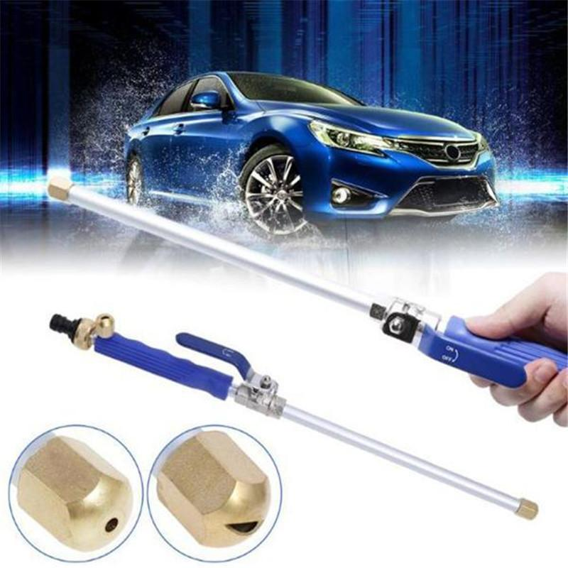 Water Jet Pro Cleaning Tool High Pressure Water Gun Metal Water Gun High Pressure Power Car Washer Spray Car Washing Tools Garden
