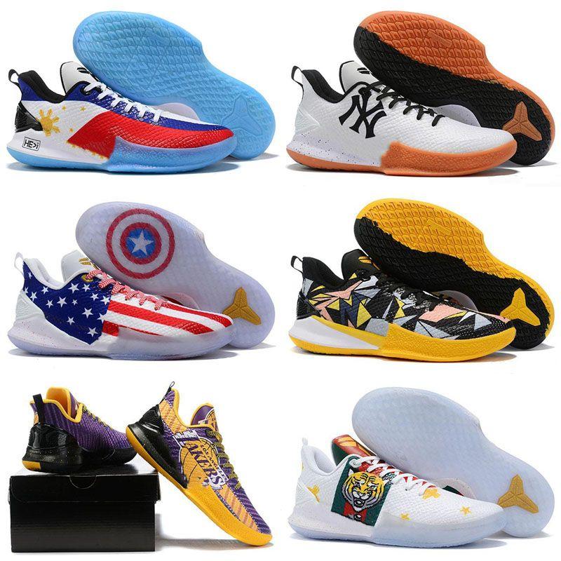 mamba scarpe