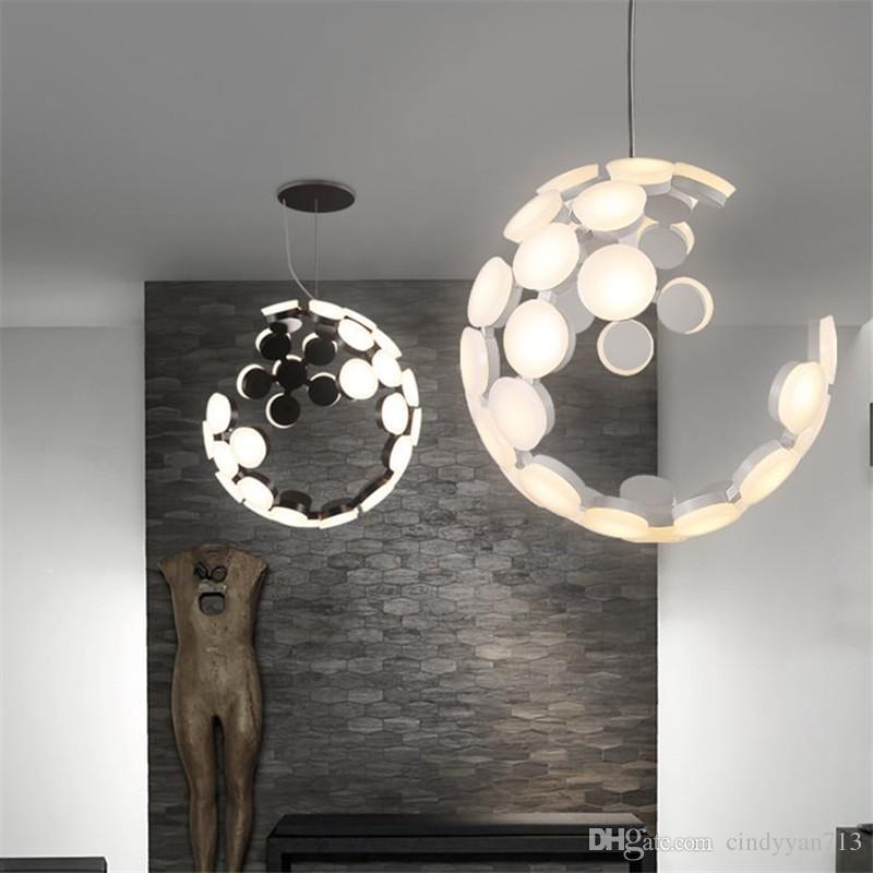 Nordic LED Modern Pendant Lamp Ceiling Light Dinning Room Chandelier Art Decor For Bedroom Bar Living Room Home Lighting