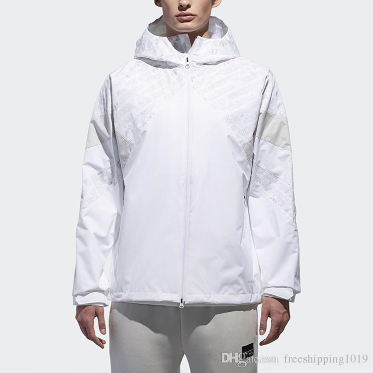 Autumn Thin Jackets for Men Brand Designer Running Jacket Free Shipping Thin Windbreaker Hot Sale Sports Hooded Coats sportwears