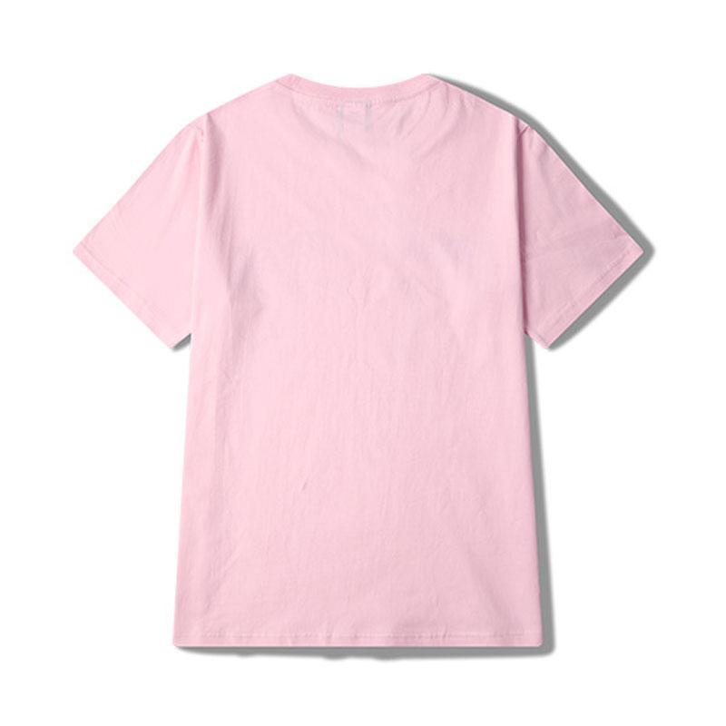 Wholesale-Fashion Womens Designer T Shirts Casual Womens Hip Hop Short Sleeves High Quality Men Womens Sport Polos