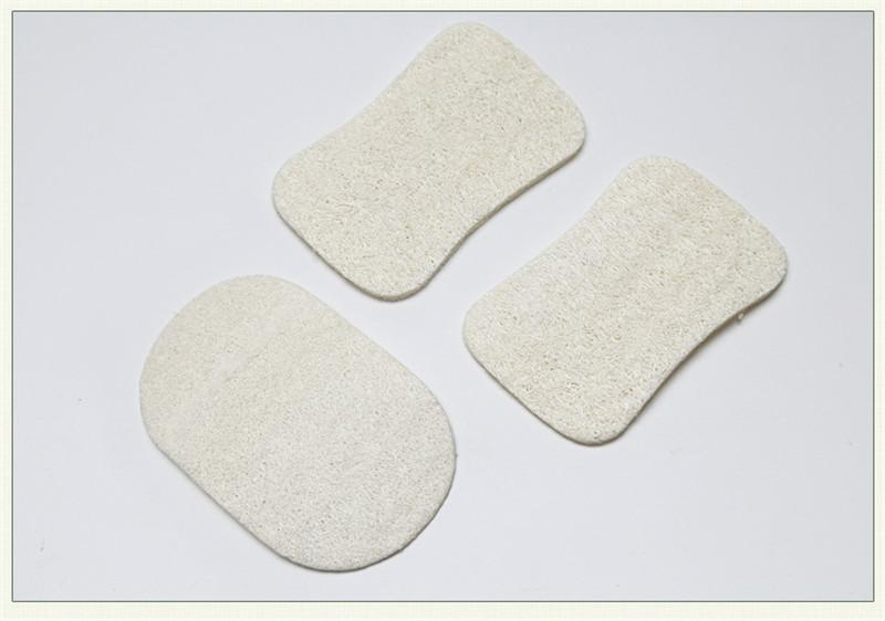 천연 수세미 식기 천 스크럽 패드 접시 사발 냄비 쉬운 깨끗한 수세미 스폰지 주방 청소 브러쉬 스크럽 패드 YD0501
