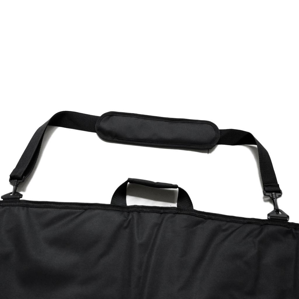 العالمي Shortboard لوح التزلج حقيبة UP مجلس الوقوف المجذاف مجلس حقيبة تغطية مع سحابات / مقبض