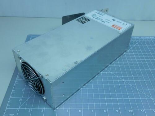 Mean Well SPV-1500-24 импульсные источники питания T150710