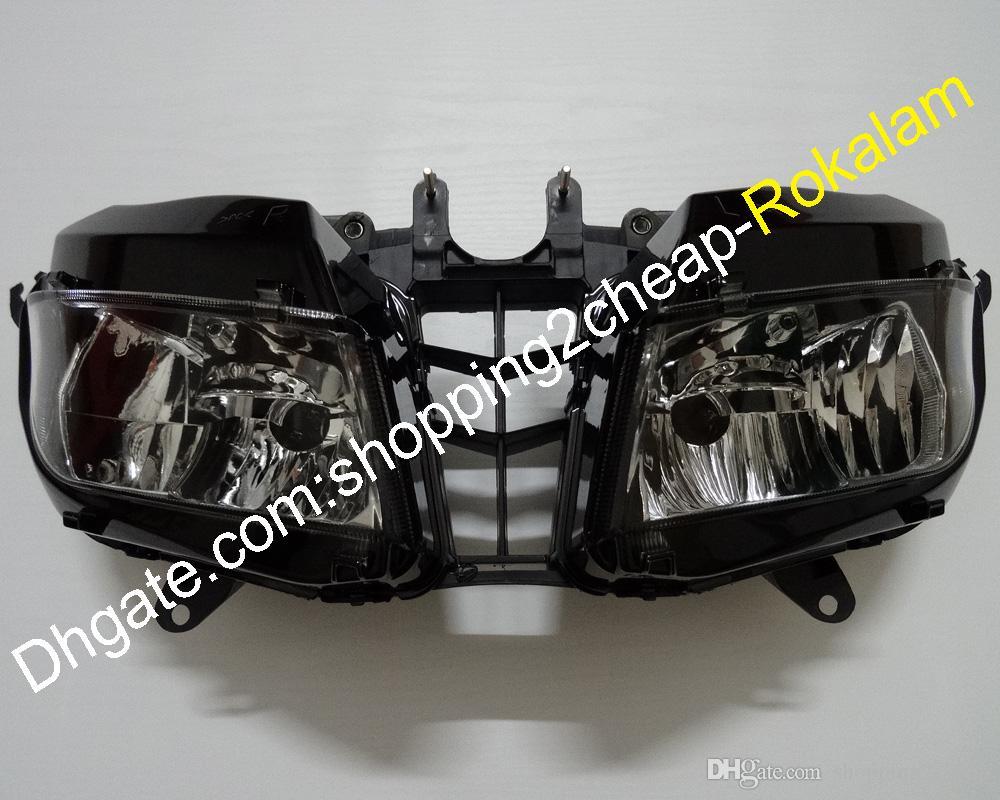 Phare avant pour Honda CBR600RR Lampe frontale F5 2013 2014 2015 CBR 600RR 13 14 15 Moto Aftermarket Kit Head Light Lamp