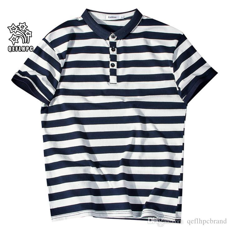 2019 Summer Brand Top Mens T-Shirt short sleeves black White T Shirt Men Designer t shirt Tee Men's Polos fashion TShirt S829