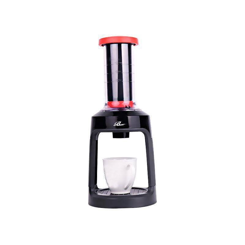 Multi-fonctions machine à café automatique Une pression Cafetière Espresso Brewer manuel main presse française Cafetera